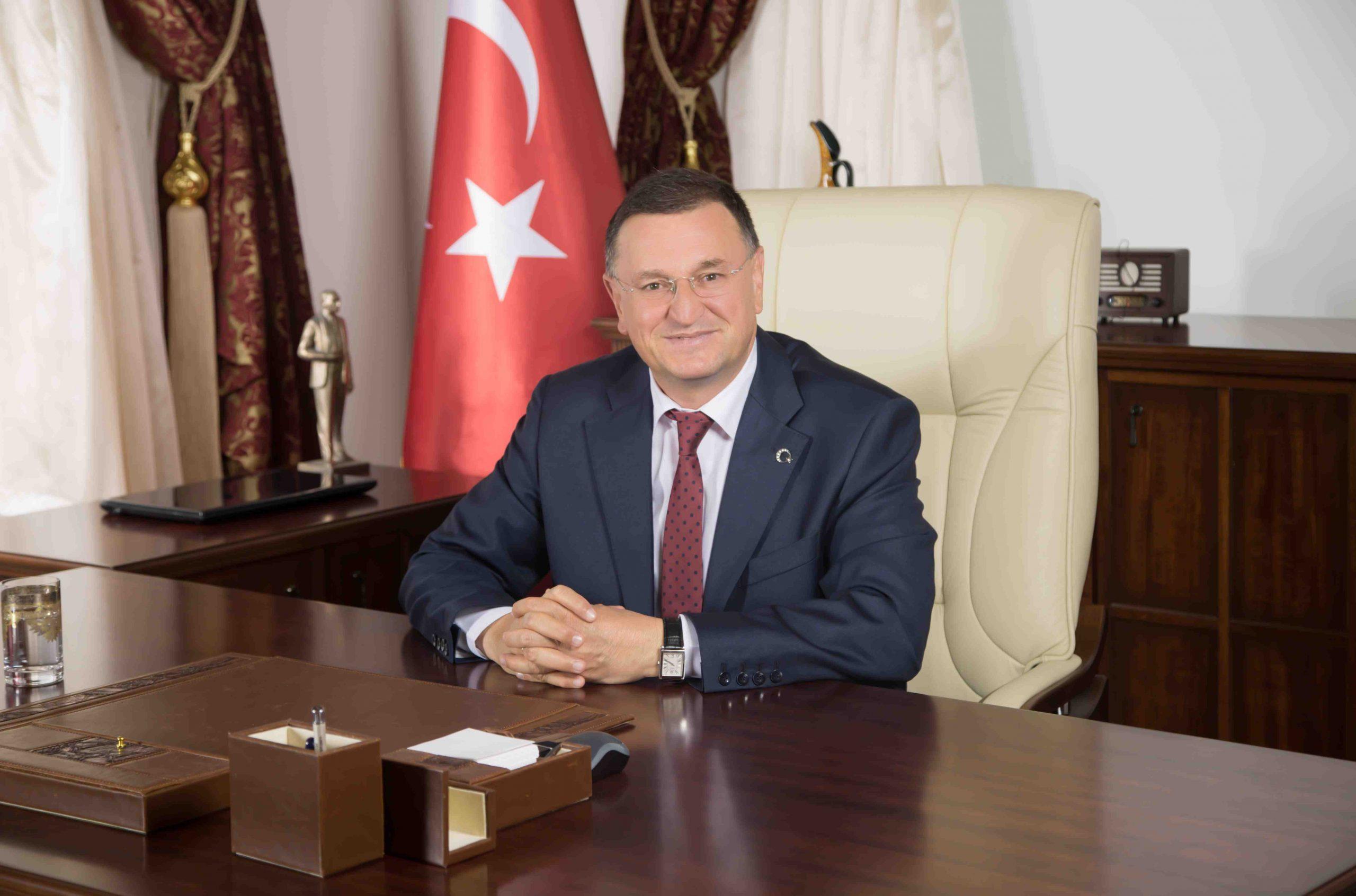 """""""EXPO'YU MEDENİYETLER BAHÇESİ TEMASI İLE YAPIYORUZ"""""""